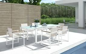 glass outdoor table umbrella ring modern extendable glass patio dining set pictures on breathtaking table chairs top replacement tempered and a outdoor