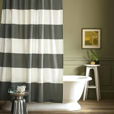 black and white striped shower curtain white black and white striped shower curtain australia