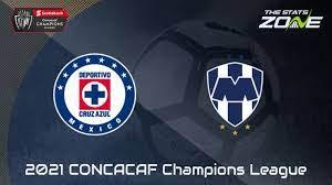 Semi-Final Second Leg – Cruz Azul vs ...
