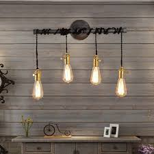 industrial lighting for the home. Modern Industrial Wall Hanging Lights Industrial Lighting For The Home