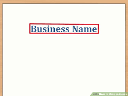 How To Make A Fake Invoice Best How To Make An Invoice With Sample Invoices WikiHow