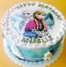 Frozen Theme Cake 05 2kg In Hyderabad Buy Cakes Online In