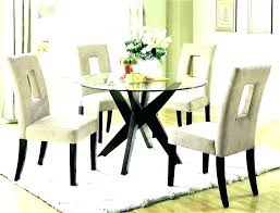 dinner table set small round kitchen table sets glass top dining table sets small round