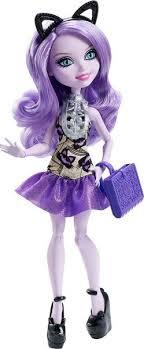 <b>Кукла</b>-кошка Kitty Cheshire, серия <b>Ever After High</b> Book Party