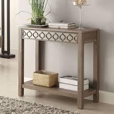 sofa table decor. Image Of: Gallery Modern Entry Table Sofa Decor I