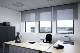 office window blinds. Blinds For Office Roller Deluxe With Regard To Stylish Residence Window