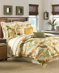 CLOSEOUT Tommy Bahama Birds of Paradise 3 pc Bedding Collection