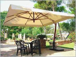 offset patio umbrella with base cool stand unique big of