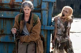 how how how do they the makeup for walking dead
