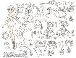 Small Picture Miss Missy Paper Dolls 2013