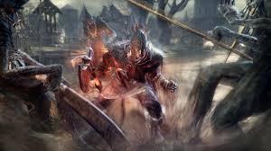 Top 10 Uk Sales Chart Dark Souls 3 Has Strongest Debut In