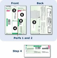 certified mail label forms return