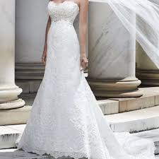 Casablanca Bridal Gown 2072 Nwt