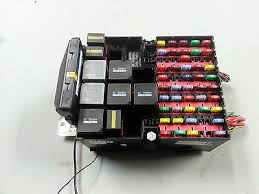 ford fiesta mk6 fuse box diagram ford image wiring 07 ford fiesta mk6 1 25 under dash fuse relay box module unit 6s6t on ford