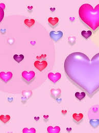 cute love cell phone wallpapers. Fine Cell Cute Love Hearts Pink Purple Blue Mobile Wallpaper Inside Love Cell Phone Wallpapers E