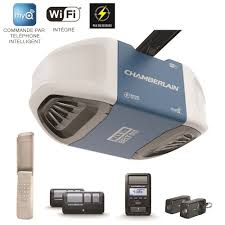 chamberlain smartphone controlled ultra quiet strong belt