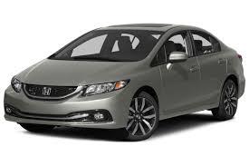 Recall Alert: 2014-2015 Honda Civic, 2015 Fit | News | Cars.com
