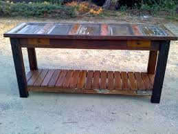 furniture made from doors. Nathan Vaughan Furniture Table Vintage Door Top Made From Doors I