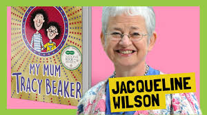 Below is a list of jacqueline wilson's books in order of when. Jacqueline Wilson On My Mum Tracy Beaker Youtube