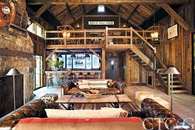 A music barn designed by Kelly & Co. Design