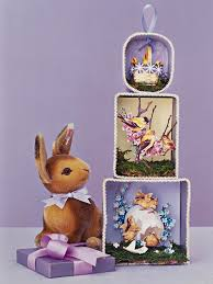 Small Picture Vintage Easter Decorations from Better Homes and Gardens