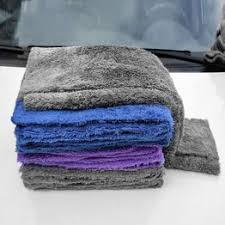 Thicken Water Absorption Coral Fleece Car Washing ... - Vova