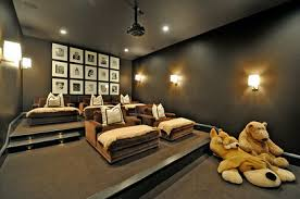 media room paint colorsStunning Media Room Furniture Ideas About Classic Home Interior