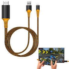 Cáp kết nối iPhone với tivi HDMI FullHD - Hỗ trợ iPad - CLH-2MG – Kênh Giá  Tốt