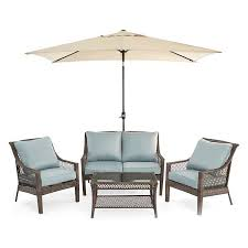 outdoor oasis latigo 4pc conversation