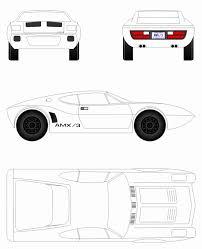 Free Pinewood Derby Ferari Cars Design Templates Latter