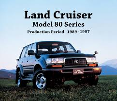 Toyota Global Site | Land Cruiser | Model 80 Series_01