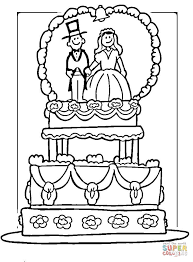 Small Picture Wedding coloring pages Free Coloring Pages