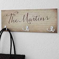 Personalized Coat Rack Personalized Coat Rack Together Forever 2
