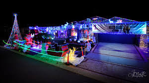 Aubin Grove Christmas Lights Revealed The Amazing Houses Of Perth You Must See To Feel