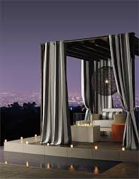 exterior drapes. image of: romantic outdoor patio curtains exterior drapes n