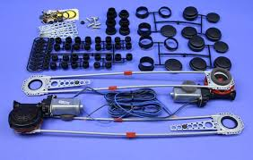 installing spal power windows page  spal deluxe power window kit