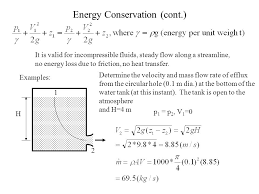 2 energy conservation