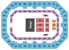 La Crosse Center Tickets And La Crosse Center Seating Charts