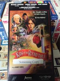 kids of the round table front image front cover