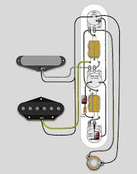 wiring idea tele 4 way w esquire mod dark circuit is the broadcaster style not the full esquire version couldn t fit three 05 caps all in there