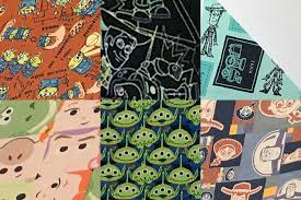 Sneak Peek at New LuLaRoe Disney Prints - Toy Story, Villains ...