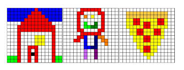 patterns to draw on graph paper how to create your own pixel graph repeat crafter me
