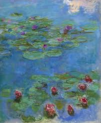 monet classic lilies and all returns to san francisco