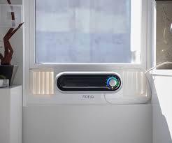 Noria Window Air Conditioner | DudeIWantThat.com