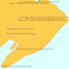 Tide Chart Hilton Head Island Broad Creek Hilton Head Island South Carolina Tide Chart