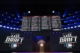 The 2021 MLB Draft ...