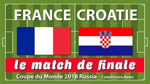 """Résultat de recherche d'images pour """"finale france croatie"""""""