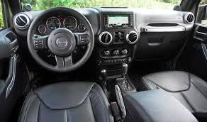 jeep wrangler 4 door interior. Fine Door 2013 Jeep Wrangler Four Door Unlimited Sahara 4u20144 Review U0026 Test Drive Ideas  Of 4 Interior Inside A