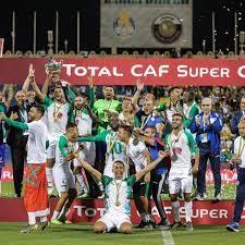 كأس السوبر الإفريقية: الرجاء البيضاوي يحرز اللقب للمرة الثانية إثر فوزه على  الترجي التونسي 2-1