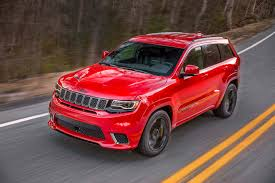 Jeep Grand Cherokee Trim Comparison Chart 2019 Jeep Grand Cherokee Review Ratings Specs Prices And
